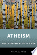 link to Atheism : what everyone needs to know in the TCC library catalog
