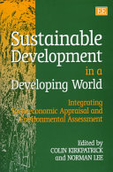 Sustainable Development in a Developing World Book