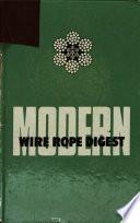 Modern Wire Rope Digest