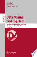 Data Mining and Big Data