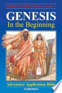 Genesis   In the Beginning