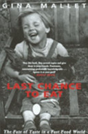 Last Chance To Eat Book PDF