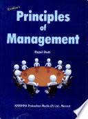 Krishna S Principles Of Management
