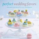 Perfect Wedding Favors