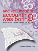 and you thought accounting was boring