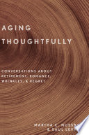 Aging Thoughtfully Book