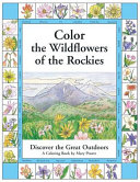 Color the Wildflowers of the Rockies