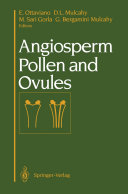 Pdf Angiosperm Pollen and Ovules Telecharger