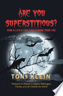 Are You Superstitious  Book