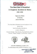The Best Bed   Breakfast England  Scotland  Wales