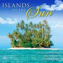 ISLANDS IN THE SUN 2021 CALENDAR