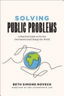 Solving Public Problems Pdf/ePub eBook