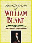 Favorite Works of William Blake