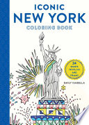 Iconic New York Coloring Book Book PDF