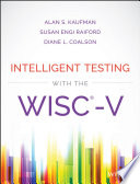 Intelligent Testing with the WISC V Book
