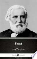 Faust by Ivan Turgenev - Delphi Classics (Illustrated) Pdf/ePub eBook