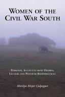 Women of the Civil War South