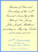 Minutes Of Votes And Proceedings Of The 135th General Assembly Of The State Of New Jersey