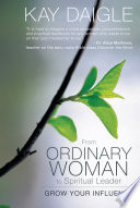 From Ordinary Woman to Spiritual Leader Book