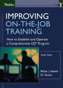 Improving On-the-Job Training