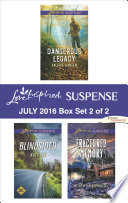Harlequin Love Inspired Suspense July 2016   Box Set 2 of 2