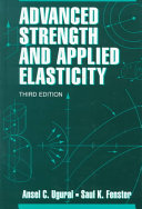 Advanced Strength and Applied Elasticity Book