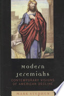 Modern Jeremiahs