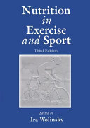 Nutrition in Exercise and Sport  Third Edition
