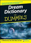 Dream Dictionary For Dummies Pdf/ePub eBook