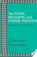 The State Religion And Ethnic Politics