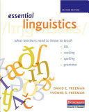 Essential Linguistics  Second Edition