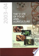The State of Food and Agriculture 2003-04