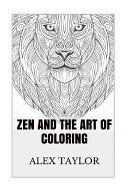 Zen and the Art of Coloring Book