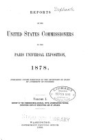 Pdf Report of the commissioner general, with accompanying papers, including lists of exhibitors and of awards