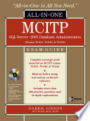 Mcitp Sql Server 2005 Database Administration All In One Exam Guide Exams 70 431 70 443 70 444  Book PDF