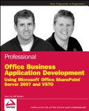 Professional Office Business Application Development
