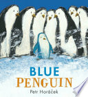 Blue Penguin Petr Horacek Cover