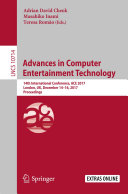 Advances in Computer Entertainment Technology Pdf/ePub eBook