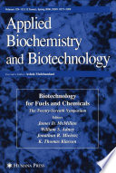 Twenty Seventh Symposium On Biotechnology For Fuels And Chemicals Book PDF