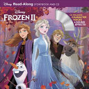 Frozen 2 Read Along Storybook and CD