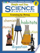 Science Simplified  Simple and Fun Science  Book F  Grades 5 7