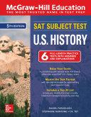 McGraw-Hill Education SAT Subject Test U.S. History, Fifth Edition Pdf/ePub eBook