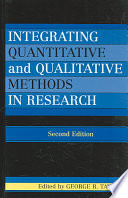 """""""Integrating Quantitative and Qualitative Methods in Research"""" by George R. Taylor"""