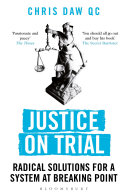 Pdf Justice on Trial Telecharger