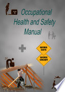 Occupational Health And Safety Manual Book PDF