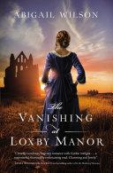 Pdf The Vanishing at Loxby Manor