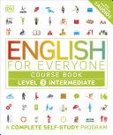 English For Everyone Level 3 Intermediate Course Book