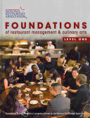 Foundations of Restaurant Management and Culinary Arts
