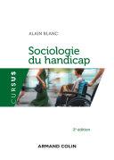 Pdf Sociologie du handicap - 2e éd. Telecharger