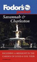 Savannah and Charleston Book PDF